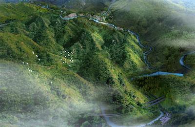 大水川国际旅游度假区九龙山景区总体规划